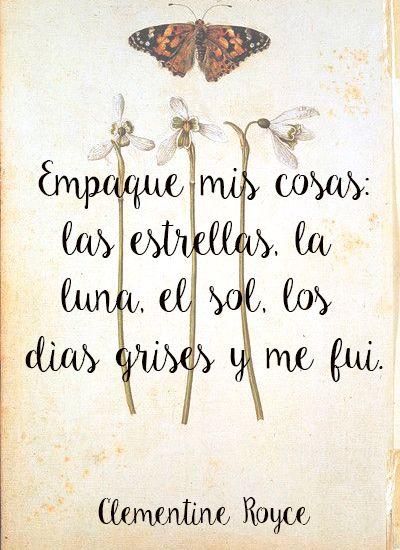 #poesia #amor #corazon #frases #escritores #escribir #flores #poetry #love #clementineroyce #reader #books #love #quotes