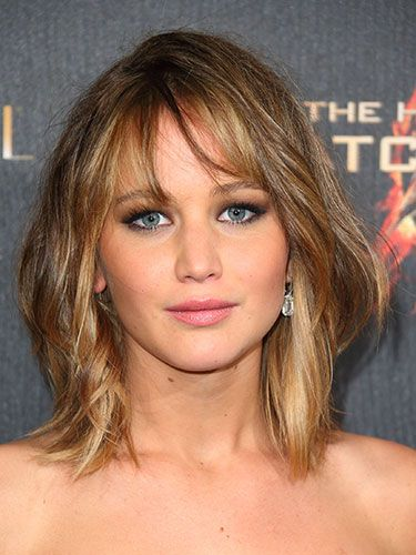 Groovy Long Bobs Bobs And Bangs On Pinterest Short Hairstyles Gunalazisus