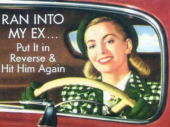 Those pesky ex's