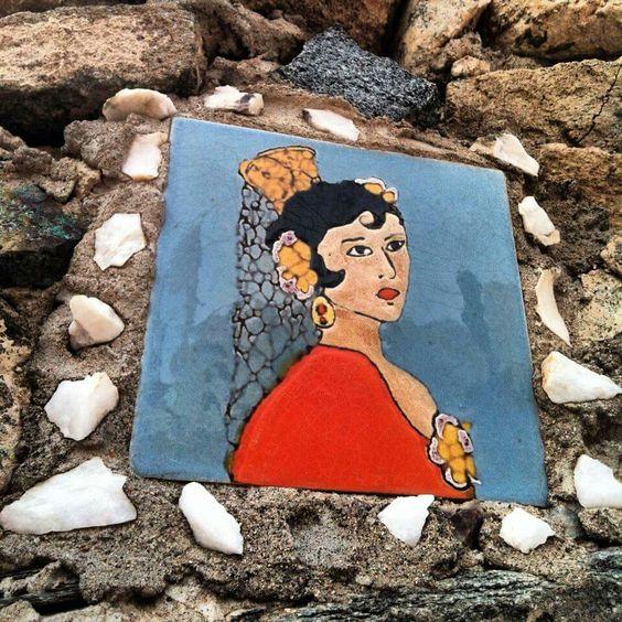 Painted mamasita