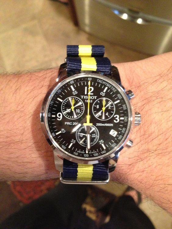 zegarki tissot prc 200 bracelet