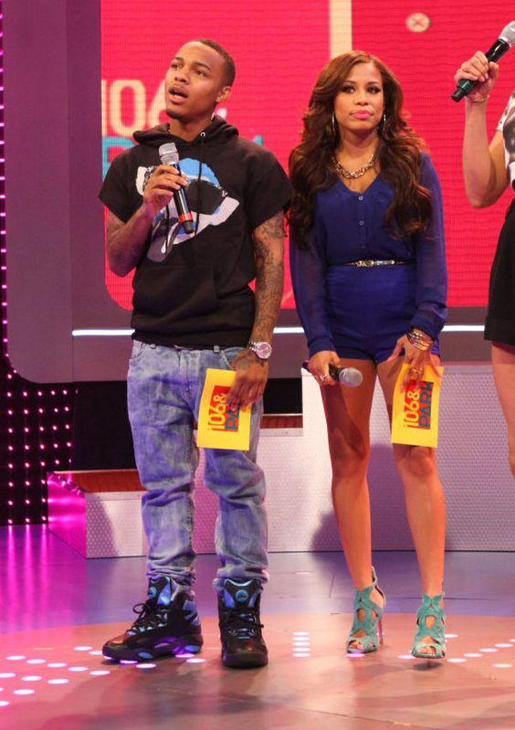 popular brand 1793e 5aeb1 celebrity sneaker watch bow wow debuts ... 646b49ec7d5c