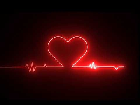 Animated Red Heartbeat Youtube Love Background Images Light Background Images New Background Images