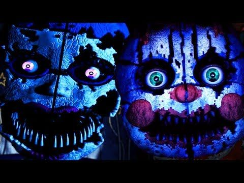 Nightmare Funtime Bidy Attacks Baby S Nightmare Circus Classic Mode Ending Youtube Fnaf Song Nightmare Game Character