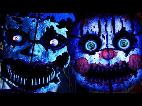 Nightmare Funtime Ballora Awakens Baby S Nightmare Circus Free Roam Five Nights At Freddys Youtube Nightmare Awakens Circus Baby