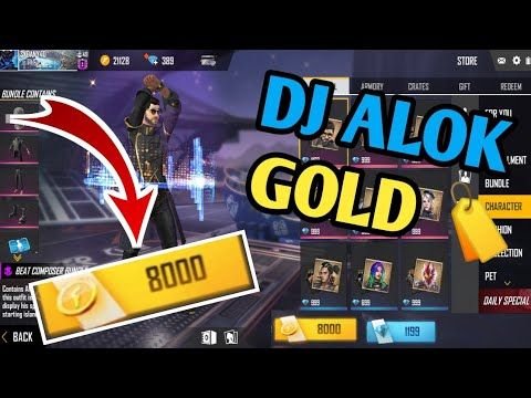 Dj Alok Gold Me Kaise Le How To Get