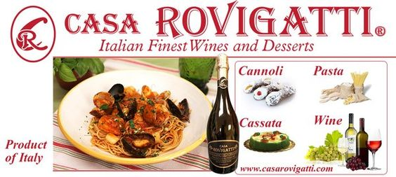 The prosecco from Casa Rovigatti, is just excellent!, made with Glera grapes only, it is not mixed with any other, it's Italy's answer to refreshing, well made, sparkling wine, maybe an alternative to champagne!. We think it's much more than alternative, we think it's the choice!. A good choice. Pair it with a seafood pasta dish! you'll love it!. we do. Happy holidays! -Order today!-In Stock- #wine #prosecco #imported #italy www.casarovigatti.com