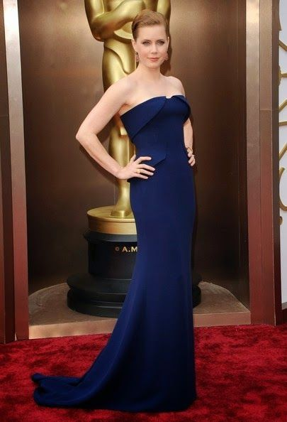 #PCEDPAwards. Somewhere over the Rainbow. Amy Adams in Gucci Première