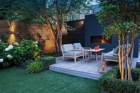 Astonishing Small Backyard Landscaping Ideas With Patio