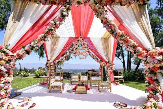 The 25 best Outdoor indian wedding ideas on Pinterest Indian