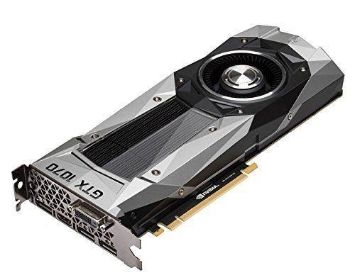 Nvidia Geforce Gtx 1070 Founders Edition Nvidia Graphic Card Nvidia Video Card