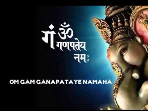 Mantra remove  obstáculos - Om Gam Ganapataye Namaha