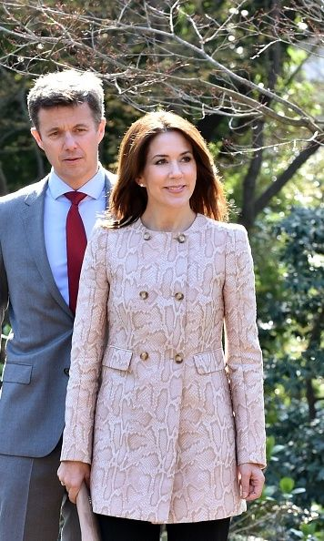 """Princess Mary of Denmark is known for her love of high-end labels and often rivals Kate Middleton in """"most stylish royal"""" lists.   Photo: Getty Images"""