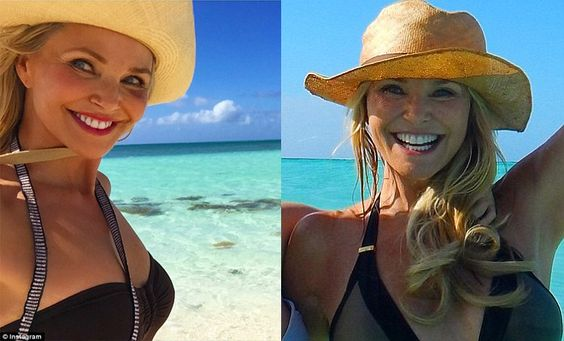 Christie Brinkley Says She Owes Everything to a Strict Vegetarian Diet