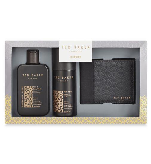 Ted Baker Islington Wallet Gift Set - Boots | Gift Boxes | Pinterest