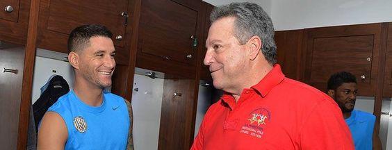 Abel Thiago Neves Al Jazira (Foto: Facebook Al Jazira)