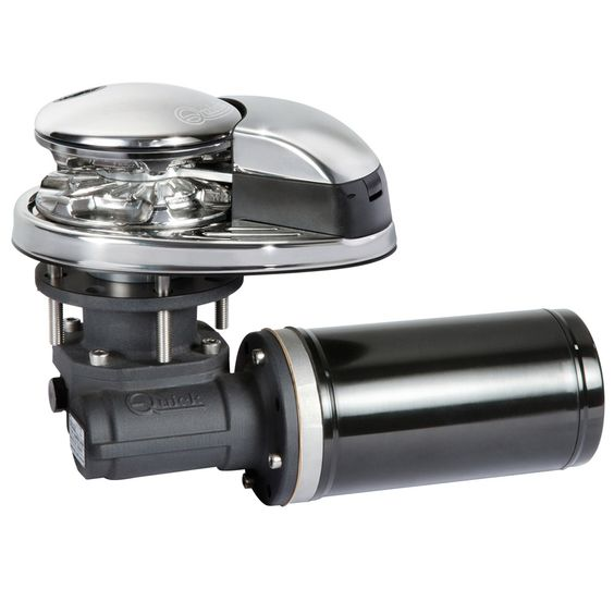 "Quick Prince DP2 512 Windlass 500W - 12V - 7mm or ¼"" Gypsy"