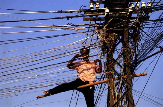 Development or underdevelopment in Cambodja?