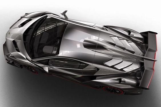 Lamborghini Veneno: o carro mais veloz e mais caro já produzido até hoje