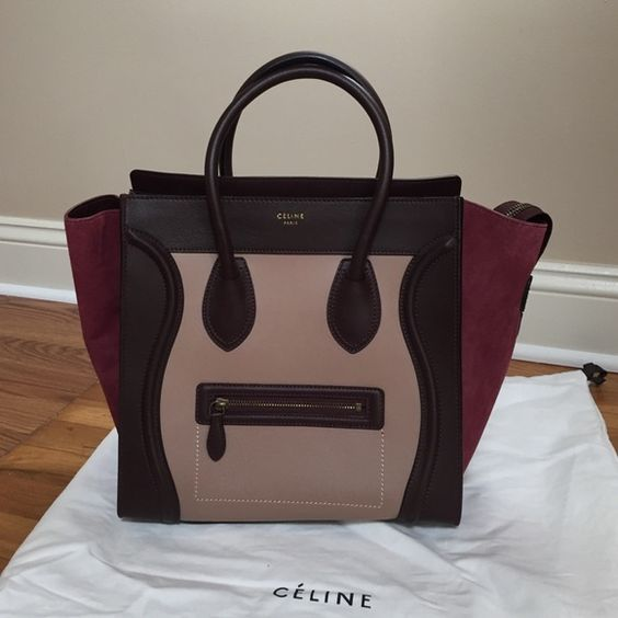 where to buy celine bags - Authentic Celine luggage tote in calfskin | Celine Bag, Celine and ...