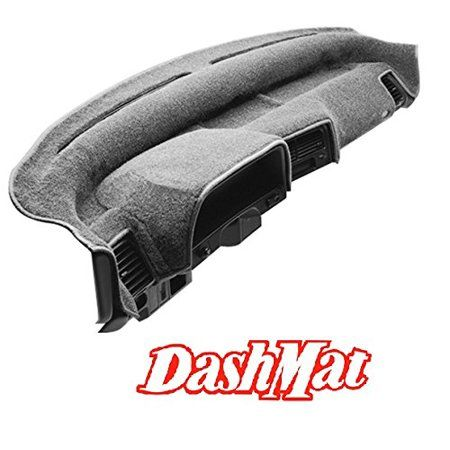 Premium Carpet, Cinder DashMat Original Dashboard Cover Chevrolet and GMC