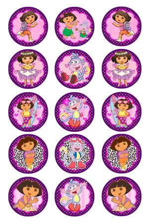 17 best images about birthday parties on pinterest bottle cap images birthday party invitations and invitations - Dora The Explorer Pictures To Print Free