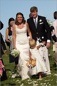 Inside The Kennedy Compound Patrick Kennedy Wedding