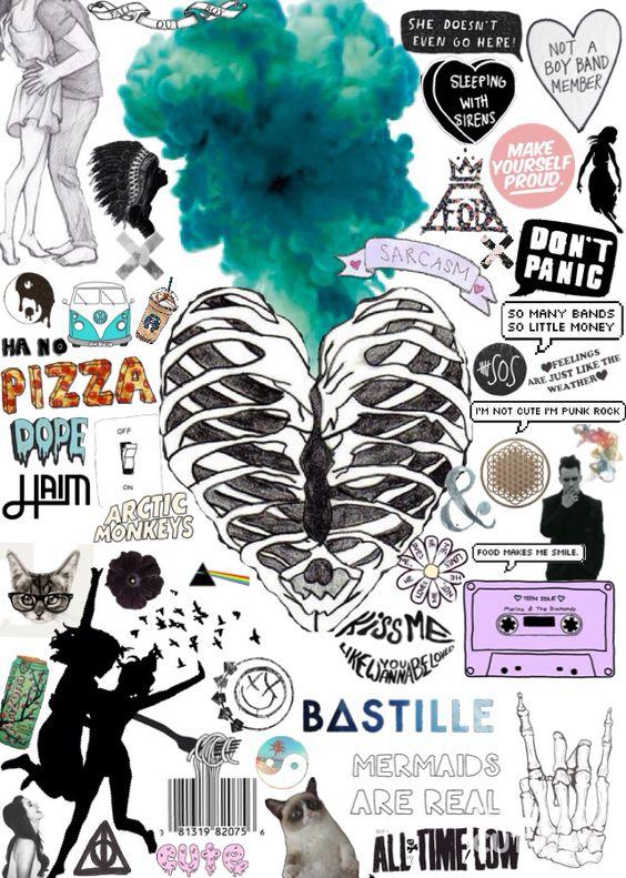 bastille mixtapes
