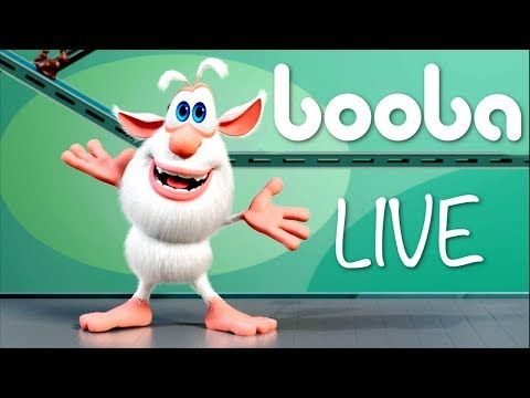 252 Booba Compilation Of All Episodes Live Cartoon For Kids Youtube Best Kids Toys Cartoon Kids Cartoon