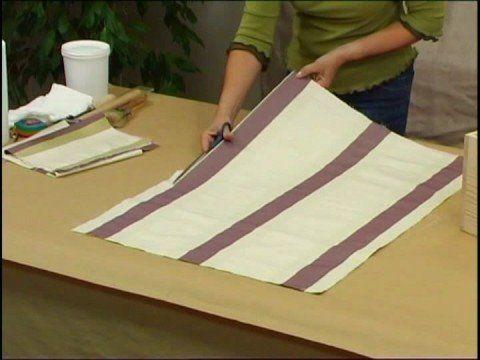 Aprende a tapizar una caja (1)- Curso de Monitor de Manualidades de CCC: - YouTube