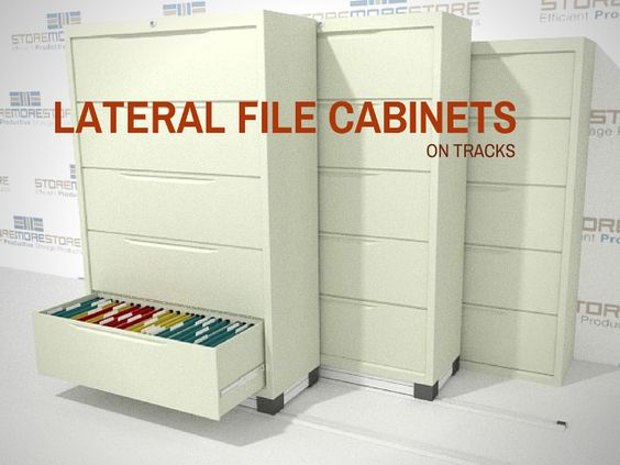 Lateral File Cabinets Office Storage Systems More Pinterest