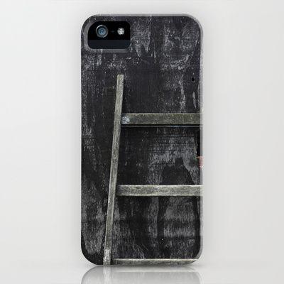 Wood Ladder iPhone Case by Fine2art - $35.00