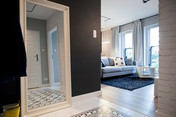 Mieszkanie projektu Raca Architekci  - PLN Design