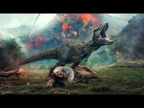 Filme De Acao 2019 Jurassic World Reino Ameacado Filme