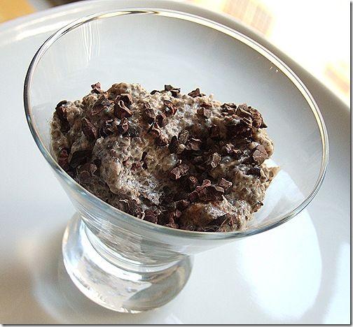 Almond Mocha Chia Pudding