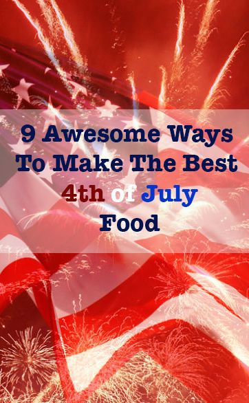 Hot dogs! Get your hot dogs here! For the very best classic 4th of July foods, visit eBay for nine awesome ways make them. It'll have you feeling like it's a festival in your own yard.: