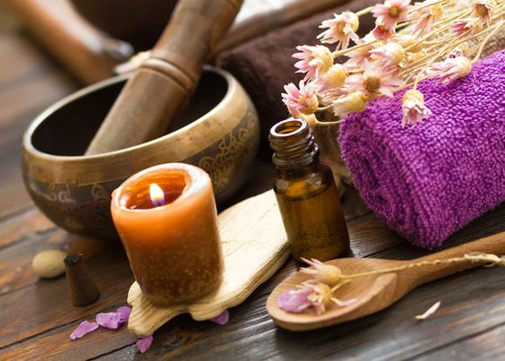 aromatherapy to help with running performance, aches and pains. I have a feeling I could use this!