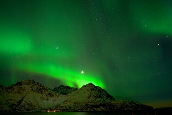 northern northern northern lights....