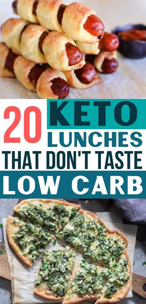 20 Easy Keto Lunches That Are Totally Low Carb