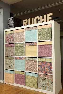 Ruche: DIY: Let's Get Organized