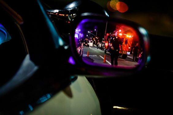 Photographing LA's Nightlife of Crime and Trauma | VICE | United States