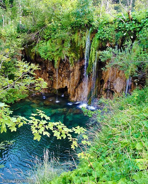 Plitvice Lakes National Park of Croatia. What troubles are ...