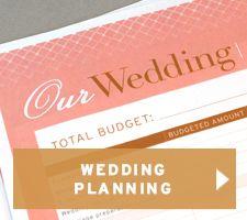 Wedding Planning Budget Printables.
