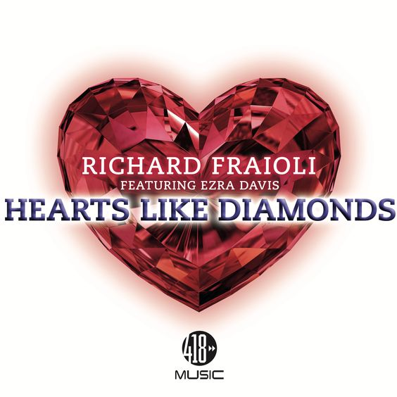 Richard Fraioli feat. Ezra Davis - Hearts Like Diamonds (Daniel Illetschek Remix) - http://dutchhousemusic.net/richard-fraioli-feat-ezra-davis-hearts-like-diamonds-daniel-illetschek-remix/