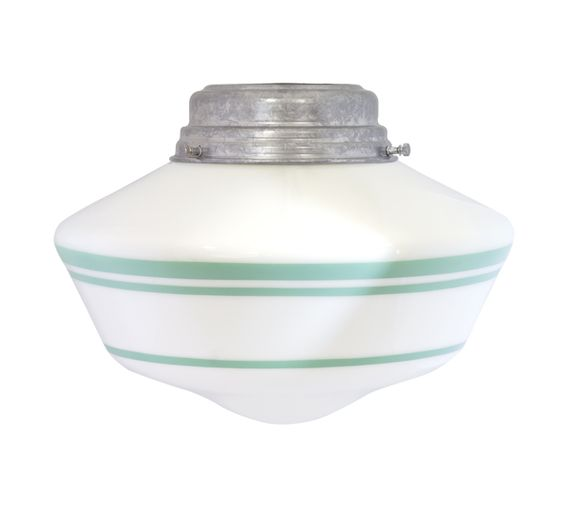 Schoolhouse Flush Mount Light By @Barn Light Electric