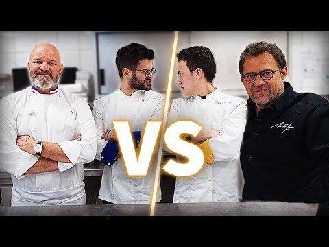 HUGOPOSAY vs. FASTGOODCUISINE (Top Chef 2