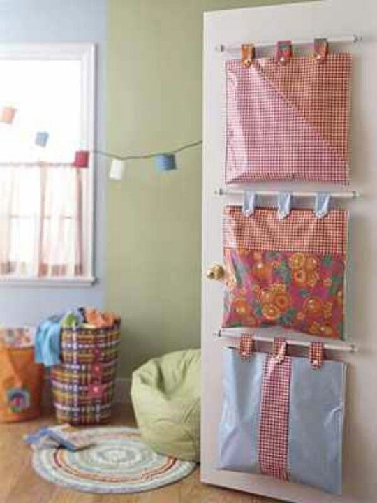 Bolsas para la ropa sucia ideas para la casa diy for Bolsas para ropa