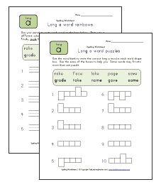 2nd Grade Spelling Worksheets | Homeschool: Spelling ...