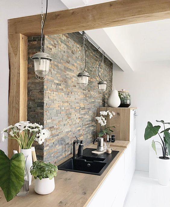 Simple eine K che zum verlieben Landhaus K chen von miacasa hnliche tolle Projekte und Ideen wie im Bild vorgestellt findest du auch in unserem Magazin u