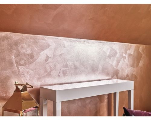 Wandfarbe Stylecolor Rosegold 2 5 L Bei Hornbach Kaufen Haus Deko Raumdekoration Wandfarbe